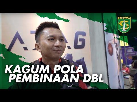 Pemain Persebaya dan Perwakilan Bonek Kagum Pola Pembinaan Honda DBL