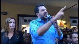 """Salvini e Borgonzoni a Cento (Ferrara): """"Orgogliosi della nostra scelta di libertà"""" (09.09.19)"""