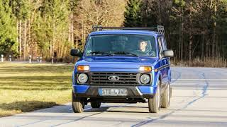 wow!! Lada 4x4 Urban Review!!