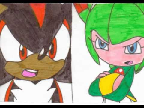 Sonic tails x cosmo 2 - 1 1