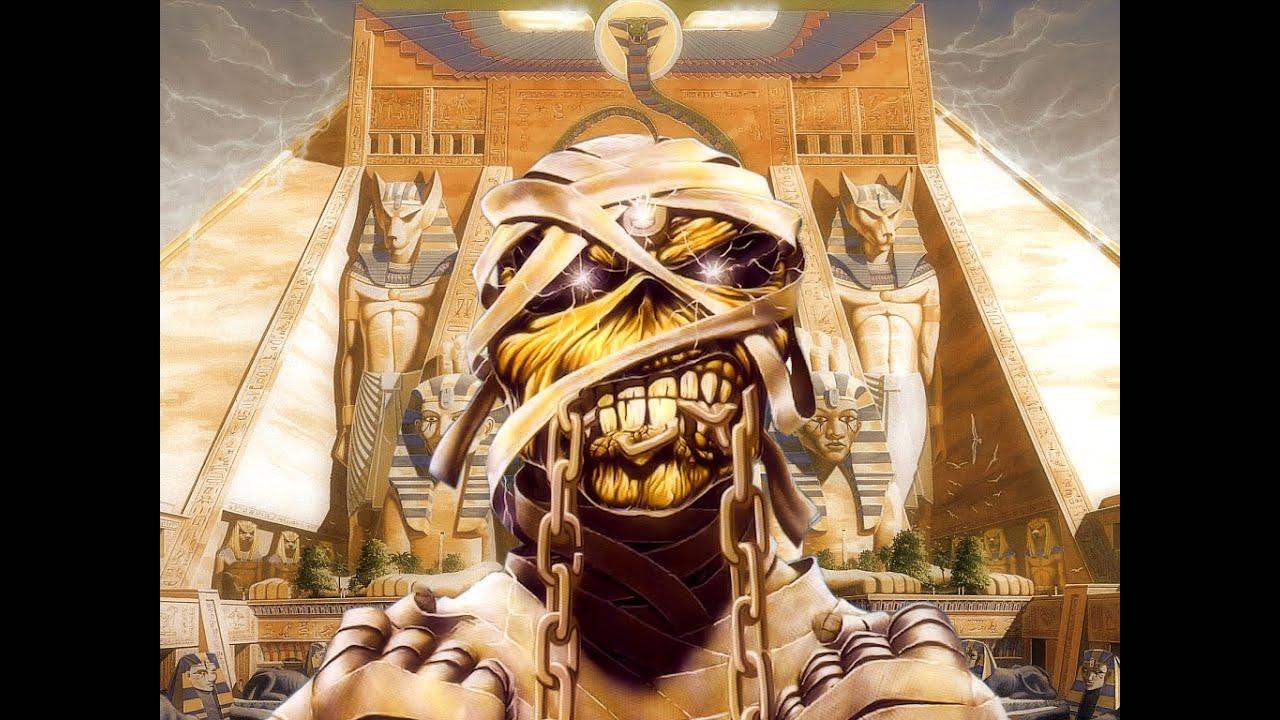 Iron Maiden - World Piece Tour '83