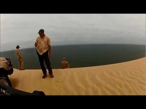 Field Trip at Namibe- Angola
