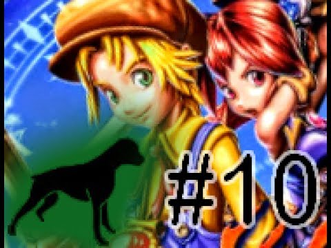 (Dark Chronicle) Dark Cloud Episode 10 Ugly Old Woman