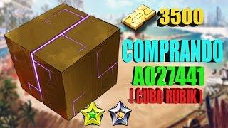 COMPRANDO a A027441 ( CUBO RUBIK ) + Padres Validos / Mutants G.G