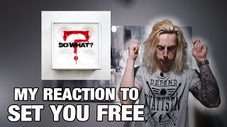Metal Drummer Reacts: Set You Free by While She Sleeps