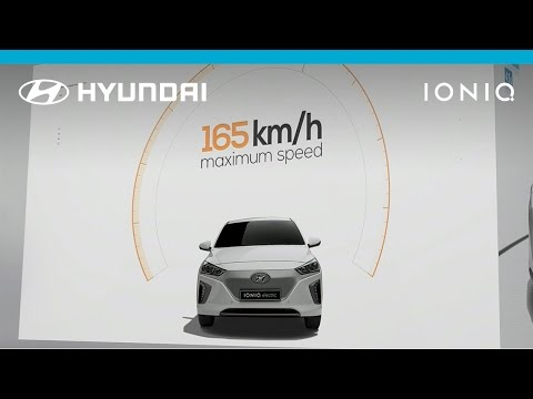 [IONIQ electric] #1 Electric Power System