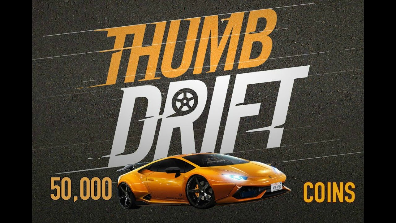Thumb Drift Gameplay Unlocking The Car Hamburghini