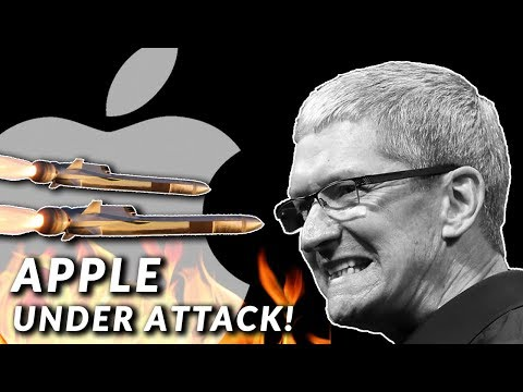 APPLE UNDER SIEGE! This is BAD FOR ALL OF US & the iPhone XS & XR Only Makes it Worse 😬