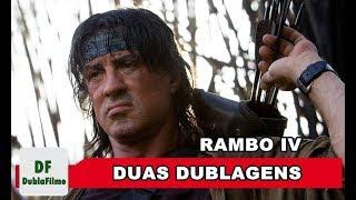 Filme Rambo IV - Duas Dublagens (Álamo/Lexx)