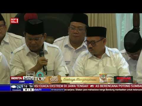 Gerindra Resmi Usung Sudirman Said Sebagai Bakal Cagub Jateng