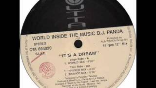 World Inside The Music - D.J. Panda - It