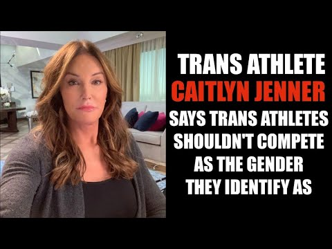 Caitlyn Jenner Says Trans Athletes Should Be Banned From Sports