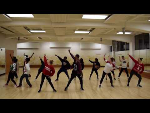 All I Want For Christmas Is You - Fusion Dance Crew
