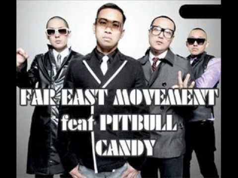 Far East Movement feat Pitbull  Candy New 2012