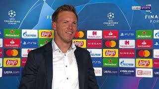 Leipzig boss Nagelsmann will create a good plan to beat star-studde PSG