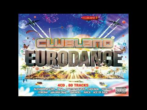 Clubland Eurodance - Album Teaser - Release 6th August 2012