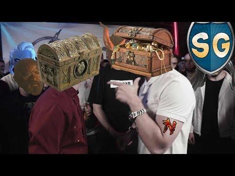 Сундук Огнегрива vs Воющей Злобы   Versus Battle 2. Neverwinter Online