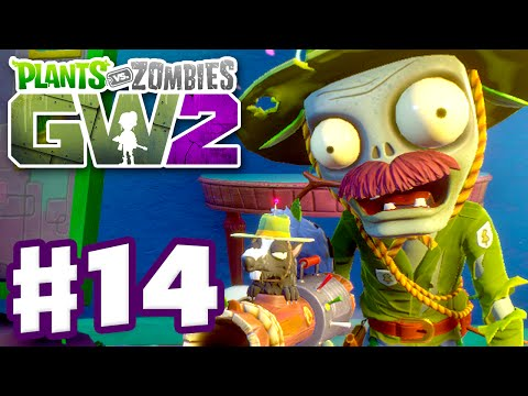 Plants vs. Zombies: Garden Warfare 2 - Gameplay Part 14 - Park Ranger! (PC)
