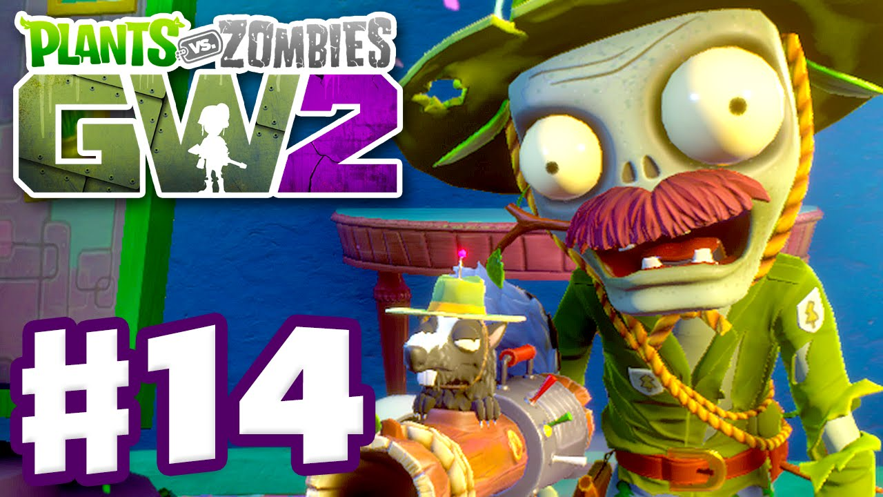 Plants Vs Zombies Garden Warfare 2 Gameplay Part 14 Park Ranger Pc Viyoutube