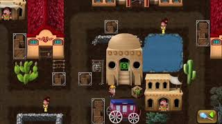 MOBILE [~Wild West 2~] #2 Town of Chihuahua - Diggy's Adventure