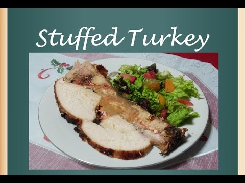 Stuffed Turkey Recipe Easy New Year Eve 2019 Recipes