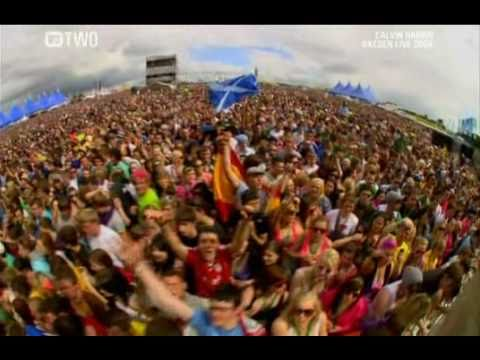 Calvin Harris - Ready For The Weekend (live Oxegen)