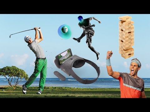 Now In Sports - Justin Thomas Helps In Proposal, Battle Of The Surfaces, Jenga Trick Shot, VR Soccer