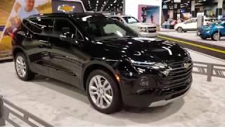 2019 Blazer OC AutoShow