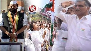 71st Republic Day Celebrations Grandly Held In Telangana