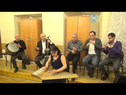 Концерт-встреча с мастерами армянской музыки
