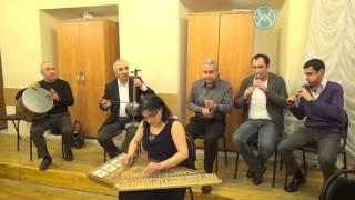 Концерт-встреча с мастерами армянской музыки(4 апреля 2015. Концерт-встреча с мастерами армянской музыки. Егине Овасафян (канон), Армен Степанян (дудук), 2015-04-09T17:33:30.000Z)