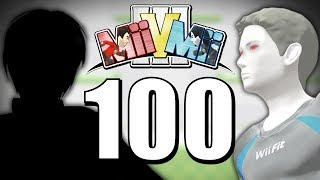 Mii V Mii 3 | Fight 100: ??? v Wii Fit Trainer (Super Smash Bros. Fighting Series)