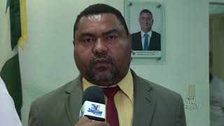 Vereador Luizinho requereu sessão itinerante para a comunidade do Cercado do Meio