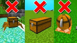 Minecraft But It's Cursed..
