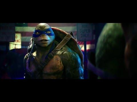 TMNT2 (2016) The Purple Ooze Scene (HD)