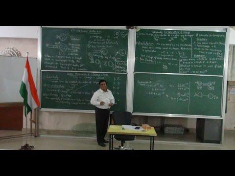 XII.1.3.(2015) Coulombs Law Pradeep Kshetrapal Physics
