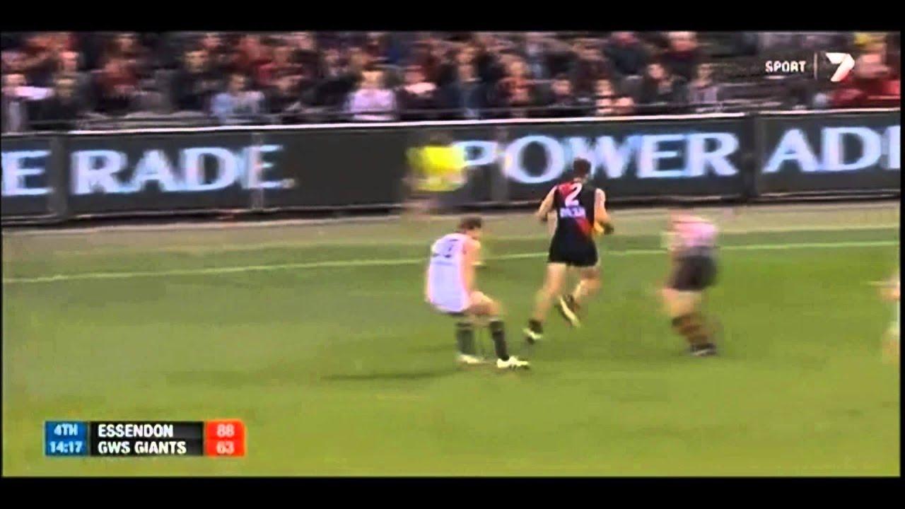 Essendon Vs Greater Western Sydney Round 6 2013 Highlights ...