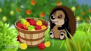Осіння казка в дитячому саду