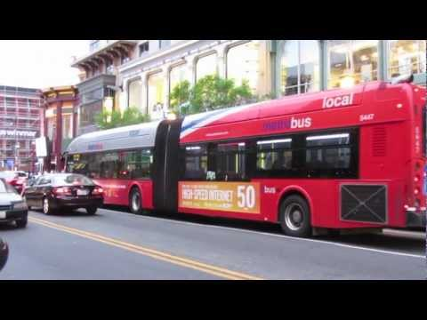 Buses in Washington DC