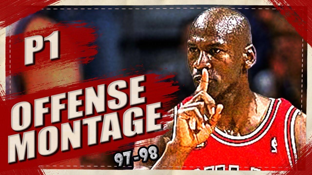 163eacb93faf Michael Jordan Offense Highlights Montage 1997 1998 1080p HD - HE GOT GAME