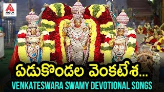 Yedukondala Venkatesha Song | Lord Venkateswara Swamy Devotional Songs | Bhakti Songs |Amulya Audios