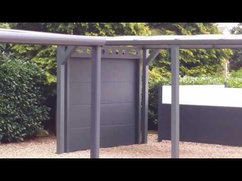 Home terrasoverkapping aluminium
