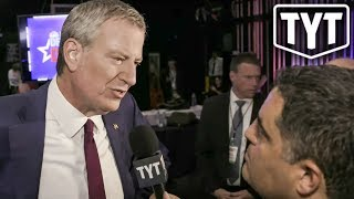 Bill de Blasio: Remove Corruption From Democratic Primary