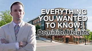 Dominion Heights Arlington VA | 2101 N Monroe St | Arlington VA Real Estate