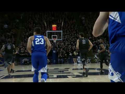 Utah State Men's Basketball vs. BYU 2017