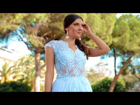Larisa Costea for Oana Nutu on The French Riviera