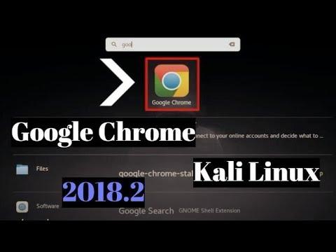 free download google chrome for kali linux