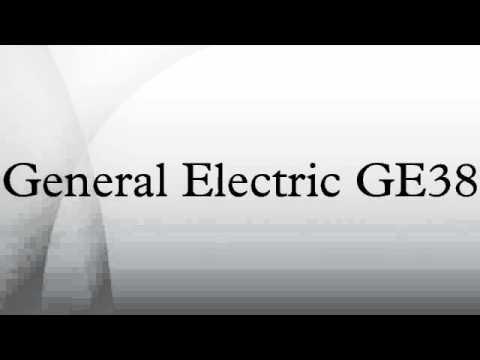 General Electric GE38