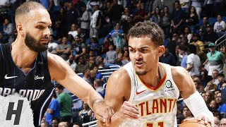 Atlanta Hawks vs Orlando Magic- Full Game Highlights | March 17, 2019 | 2018-19 NBA Season