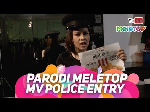 Parodi MV Police Entry Elizabeth Tan Official    MeleTOP   Jihan Muse